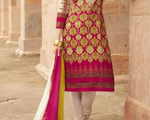 Modern-New-Design-for-Churidar-Dress-with-Embroidered-Gala-Style